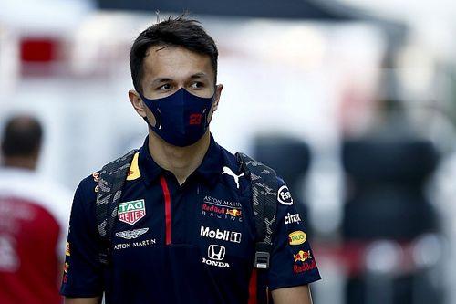 Come Albon vuole lottare per uscire dal limbo della Red Bull