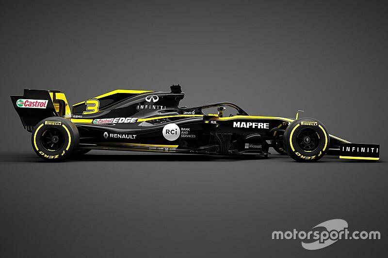 GALERÍA: El nuevo Renault R.S.19