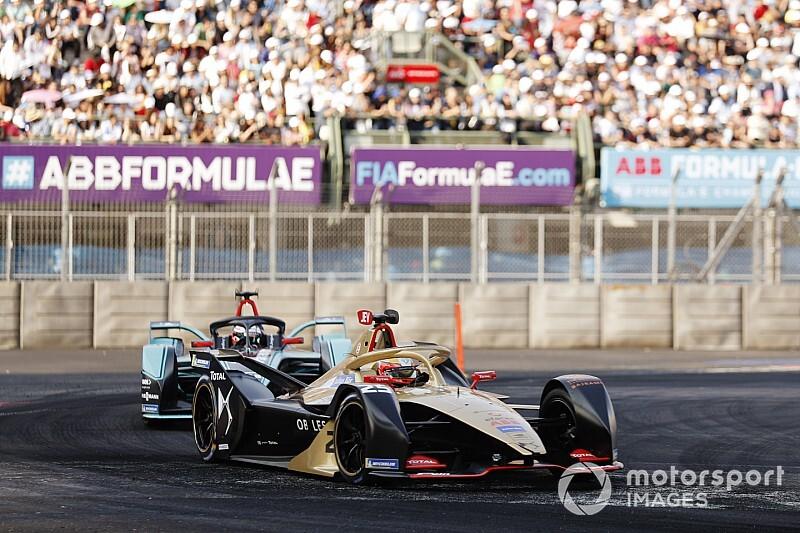 Piquet, Vergne at odds over red flag-inducing crash
