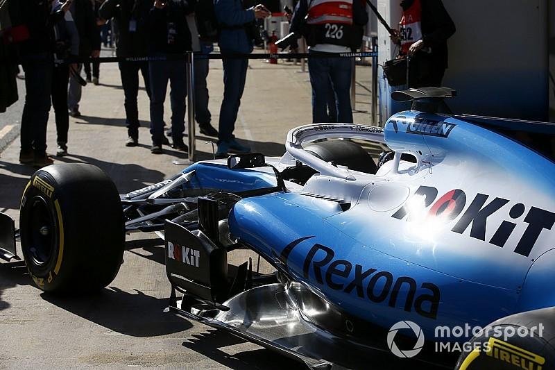 FW42 arriveert in Barcelona, Williams staat voor inhaalrace
