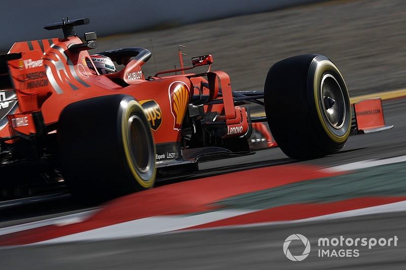 Leclerc ging 'niet voluit' op weg naar snelste wintertesttijd tot dusver