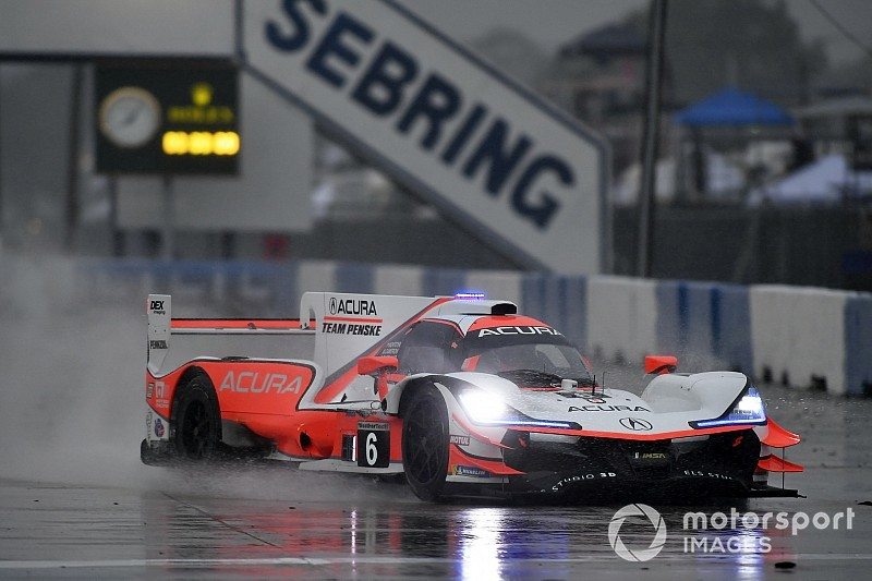 Rain-hit Sebring 12 Hours starts under caution