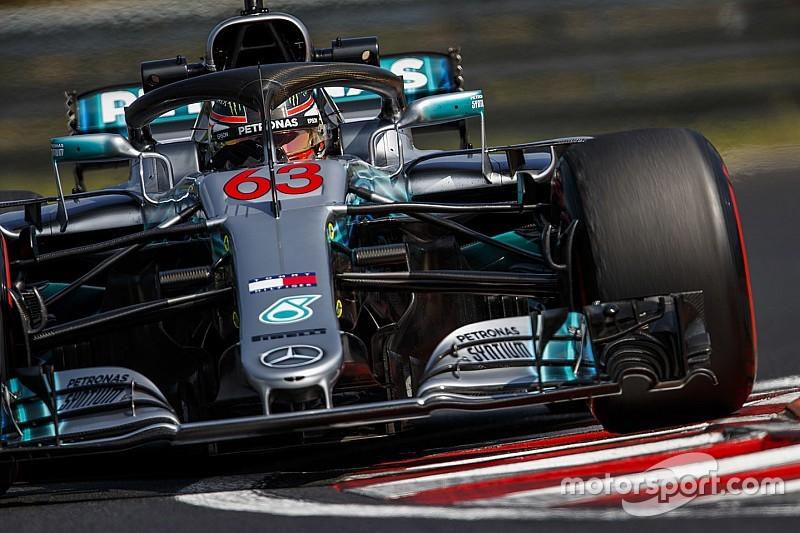 Mercedes propone que haya tres autos por equipo para apoyar a los jóvenes pilotos