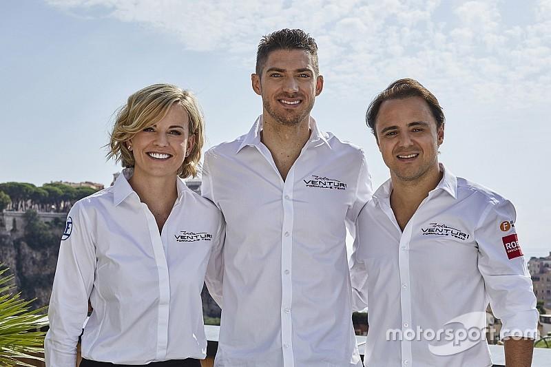 فورمولا إي: فريق فانتوري يُبقي على مورتارا بجوار ماسا في الموسم المُقبل