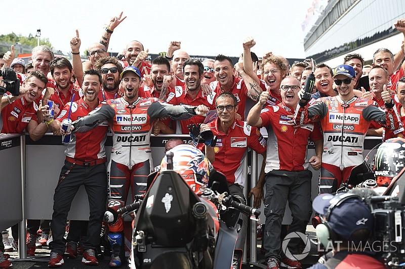 Ducati: Schneller als 2017 aber ohne Chance auf den WM-Titel?