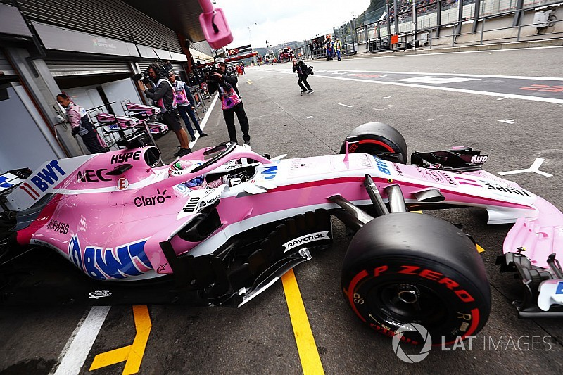 Force India va perdre sa place au Groupe Stratégique
