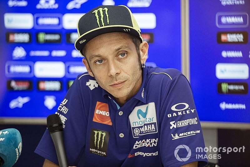 Pour Rossi, Motegi devrait être un bon indicateur du niveau de Yamaha