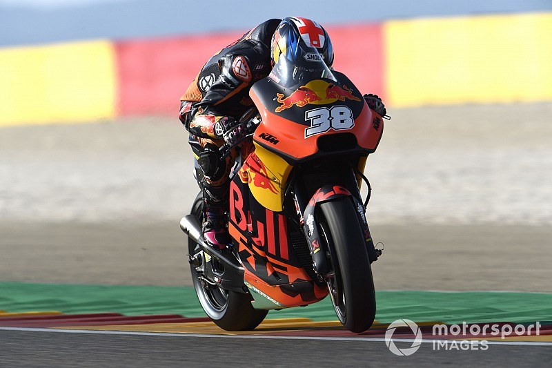 Smith: KTM can target first MotoGP top-eight in 2018