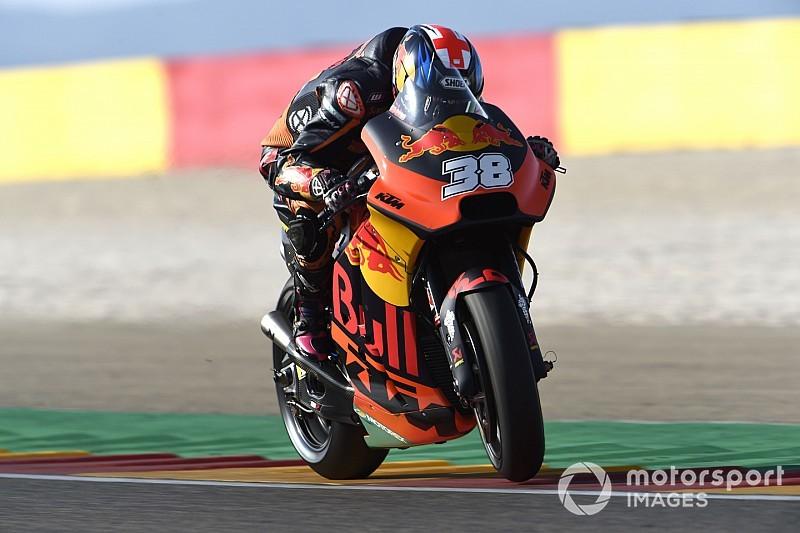 Smith optimistis KTM bisa tembus delapan besar