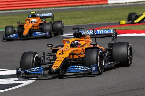 McLaren weighing up switch to low rake F1 car
