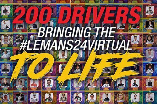 25 гонщиков Формулы 1 выступят в виртуальных «24 часах Ле-Мана»