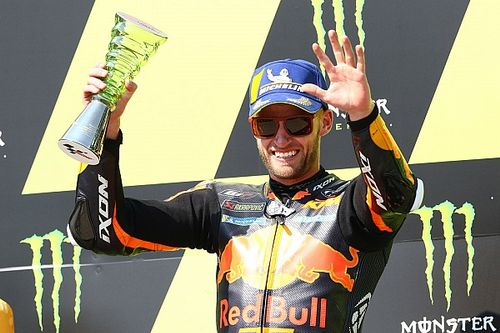 """Binder: Debut MotoGP win after three races """"scary"""""""