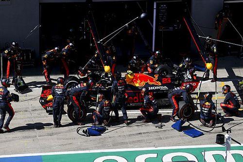 Avusturya GP'nin en hızlı pit stopu Red Bull'dan geldi