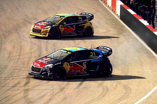 Hansen s'adjuge le titre en World RX Esports