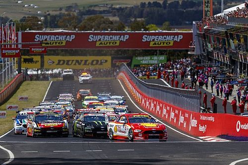 Full 2020 Bathurst 1000 entry list