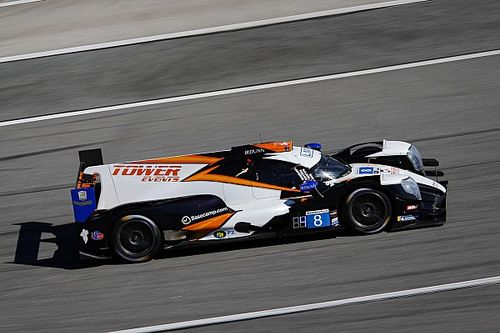 Tower reveals drivers for Rolex 24 and full season