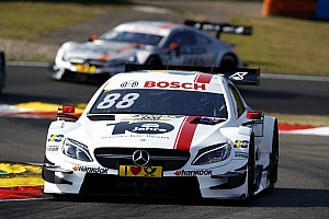 DTM Breaking news Rosenqvist akan membalap di dua sisa ronde DTM musim ini