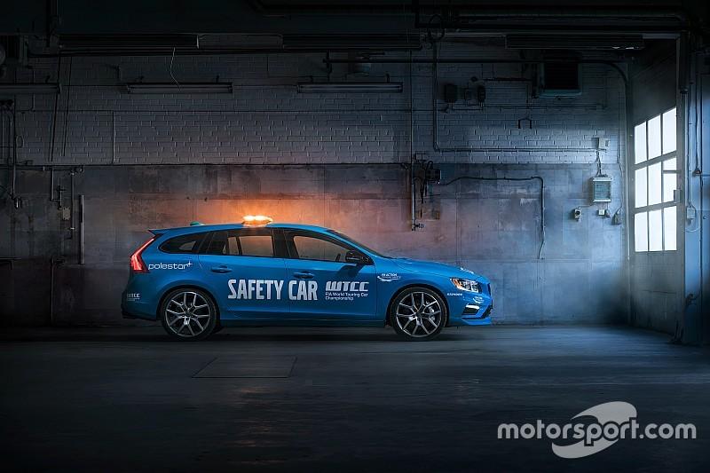 В WTCC представили новую машину безопасности