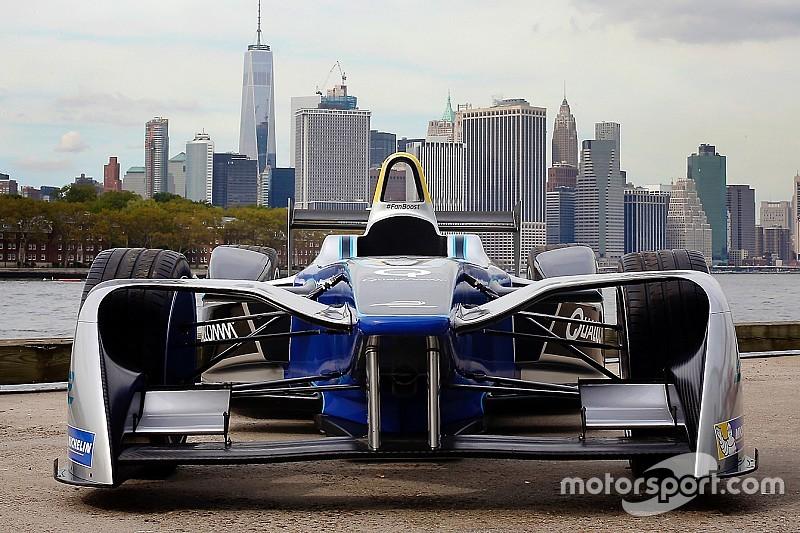 Video: Why Formula E's latest adventure will rock New York City
