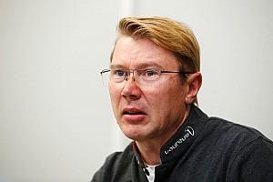 Хаккінен проїхався за кермом McLaren Емерсона Фіттіпальді