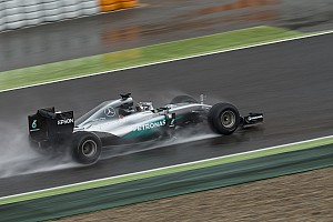 Formula 1 Breaking news Barcelona chooses day for wet F1 testing