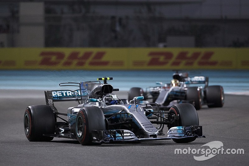 Mercedes' 2017 Formula 1 budget revealed
