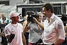 Formel 1 Die Hintergründe: So kamen Hamilton und Wolff zu Mercedes