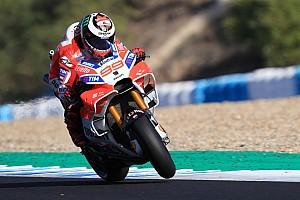 MotoGP Son dakika Ducati, 2018 motosikletini Lorenzo'nun sürüş tarzına göre değiştirecek