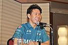 フォーミュラE フォーミュラE初参戦の小林可夢偉、日本からの