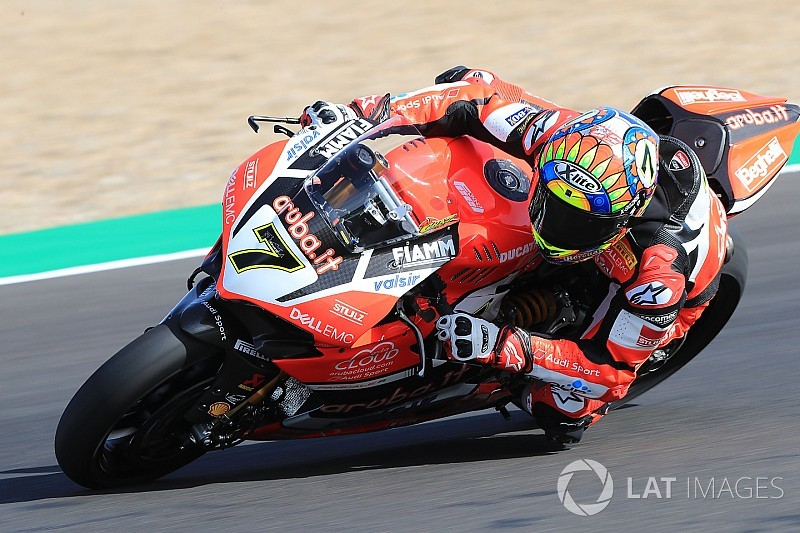 Davies says 2018 WSBK rules unfairly penalise Ducati