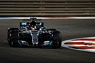 Formule 1 Mercedes a dédié la totalité des EL1 à 2018