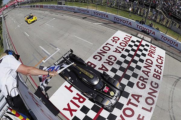 IMSA Gara La Cadillac del team AXR si impone a Long Beach. Successo Corvette in GTLM