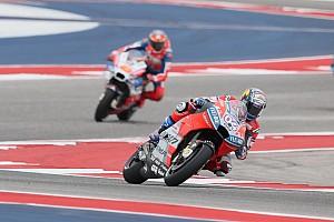 """MotoGP Noticias Dovizioso: """"No puedo pensar que mi campeonato empieza en Mugello"""""""
