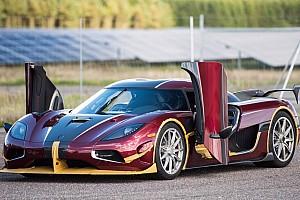 Auto Actualités Vidéo - Koenigsegg Agera RS, la voiture la plus rapide du monde