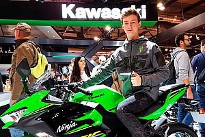 WSBK Важливі новини У 2018 році Калінін змагатиметься на Kawasaki
