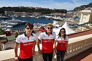 Formel 1 Fotostrecke Fotos - Mittwoch in Monaco