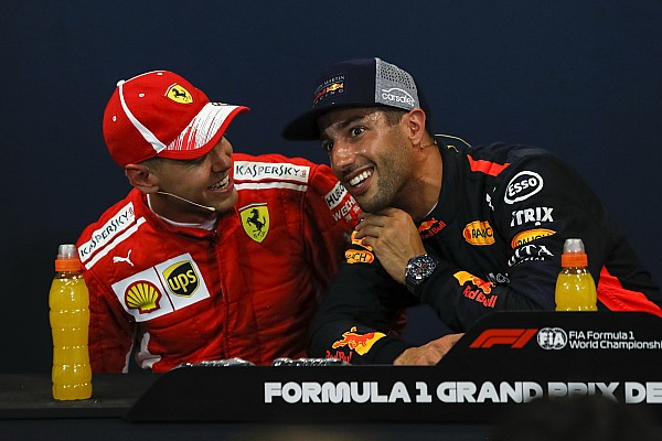 Formule 1 Réactions Vettel admet la supériorité de Ricciardo à Monaco