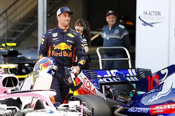 Ricciardo: Verstappen esete intő jel, Monacóban alig hibázhatsz