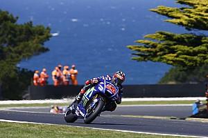 MotoGP News Maverick Vinales: So erklärt er seinen MotoGP-Trainingssturz auf Phillip Island
