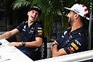 Формула 1 Гонщики Red Bull развлекаются на базе NASA: видео