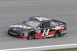 NASCAR Cup Preview Bowyer looks for redemption at Kansas after Talladega frustration