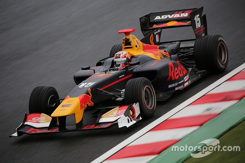 Gasly Losing Super Formula Title Chance Hard To Accept