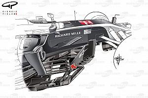 Formule 1 Analyse Tech: De evolutie van de Haas V17 in 2017