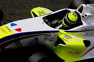 F4 France - Arthur Rougier titré, Victor Martins impressionne