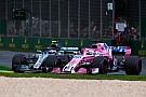 Mercedes: Remonter dans le peloton est devenu plus difficile