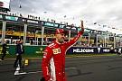 Formule 1 Ferrari-duo Raikkonen en Vettel baalt van gat met Mercedes