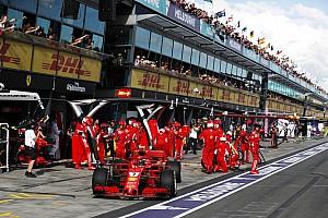 Formule 1 Réactions Räikkönen ne regrette pas la stratégie de Ferrari