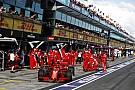 Räikkönen ne regrette pas la stratégie de Ferrari