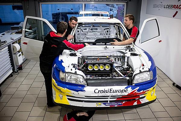 Loeb ekibinin Peugeot 306 Maxi'yi yeniden canlandırma macerası