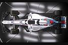Formel 1 Formel-1-Technik: Die Neuerungen am Williams FW41 für 2018